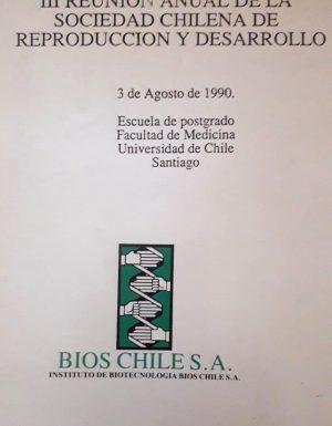 Libro Resúmenes 1990