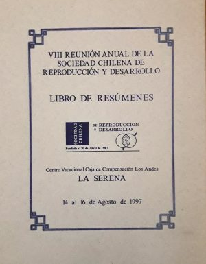 Libro Resúmenes 1997