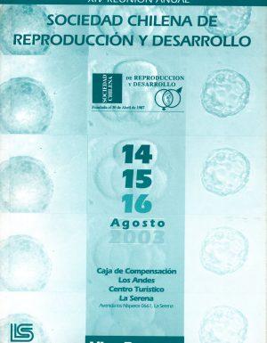 Libro Resumenes 2003
