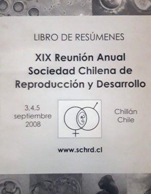 Libro Resúmenes 2008